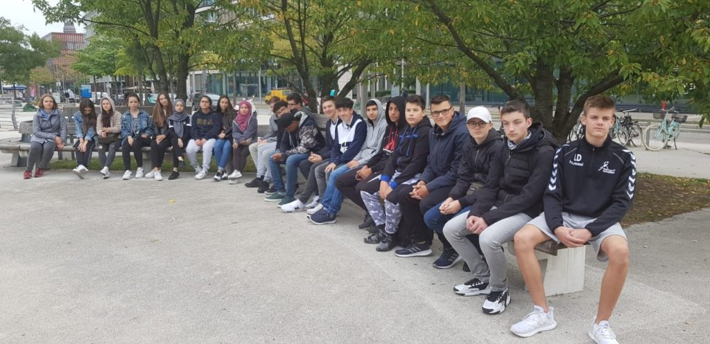 Die Klassenfahrt der 10c nach Hamburg