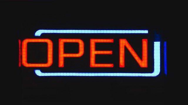 """Mensa """"OPEN"""""""